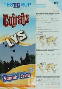 Test Grup LYS Coğrafya Yaprak Testler