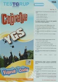 Test Grup YGS Coğrafya Yaprak Testler