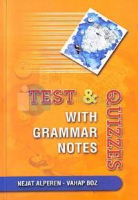 Test - Quizzes With Grammar Notes
