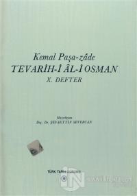 Tevarih-i Al-i Osman - 10. Defter