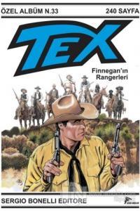 Tex Özel Albüm 33 - Finnegan'ın Rangerleri