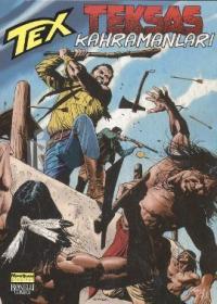Tex Sayı: 99 Teksas Kahramanları