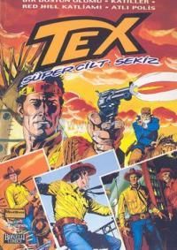 Tex Süper Cilt 8