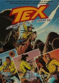 Tex Süper Cilt Sayı: 23