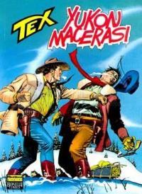 Tex Yukon Macerası Sayı: 12