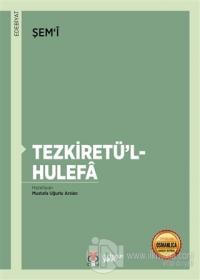 Tezkiretü'l-Hulefa