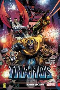 Thanos 2 Jeff Lemire