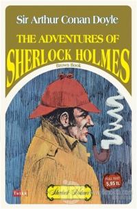 The Adventures Of Sherlock Holmes - Brown Book