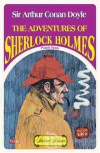 The Adventures Of Sherlock Holmes - Purple Book