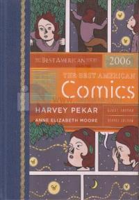 The Best American Comics 2006 Anne Elizabeth Moore