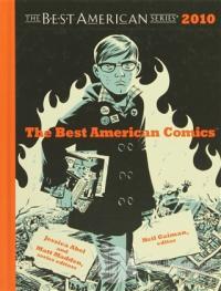 The Best American Series 2010: The Best American Comics (Ciltli)