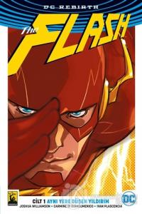 The Flash Cilt 1 - Aynı Yere Düşen Yıldırım %25 indirimli Joshua Willi