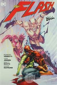 The Flash Cilt 8: Zoom %25 indirimli Robert Venditti