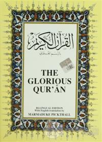 The Glorious Qur'an (Orta Boy) (Ciltli)