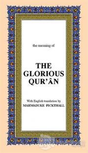 The Glorious Qur'an (Orta Boy)