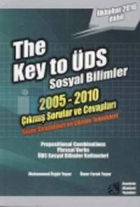 The Key to ÜDS Sosyal Bilimler 2005-2010