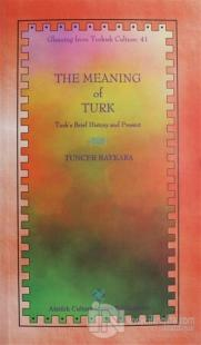 The Meaning of Turk