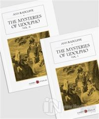 The Mysteries of Udolpho (2 Cilt Takım) Ann Radcliffe