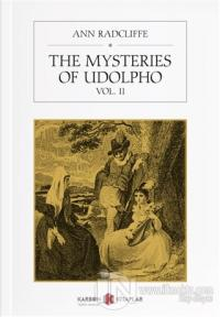 The Mysteries of Udolpho Vol. 2 Ann Radcliffe