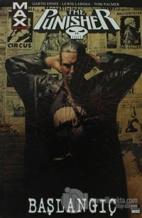 The Punisher - Başlangıç %25 indirimli Garth Ennis