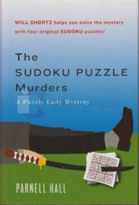 The Sudoku Puzzle Murders Parnell Hall