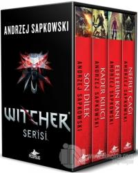 The Witcher Serisi Kutulu Özel Set (4 Kitap)