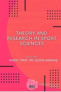 Theory and Research in Sport Sciences