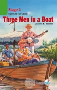Three Men in a Boat CD'li (Stage 4)