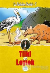 Tilki ve Leylek - La Fontaine Serisi 7
