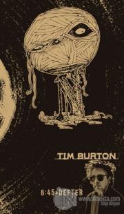 Tim Burton Eskizleri 1 (Orta Boy)