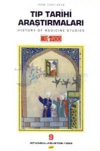 Tıp Tarihi Araştırmaları - 9