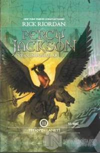 Titan'ın Laneti - Percy Jackson 3 (Ciltli)