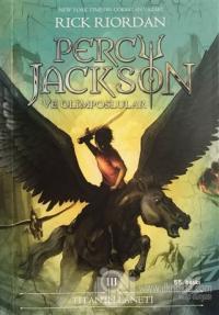 Titan'ın Laneti - Percy Jackson ve Olimposlular %20 indirimli Rick Rio