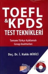 Toefl & Kpds Test Teknikleri