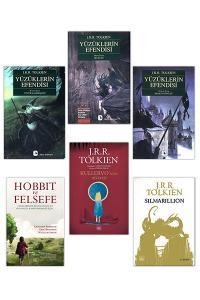 J. R. R. Tolkien Seti (6 Kitap Takım) %25 indirimli J. R. R. Tolkien
