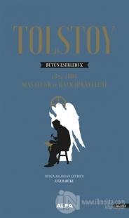 Tolstoy Bütün Eserleri 10 (Ciltli)