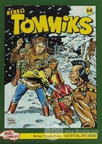 Tommiks (Renkli) Nostaljik Seri Sayı: 14