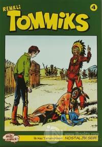 Tommiks (Renkli) Nostaljik Seri Sayı: 4
