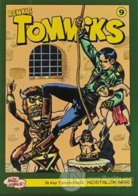 Tommiks (Renkli) Nostaljik Seri Sayı: 9