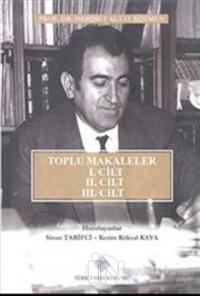 Toplu Makaleler (3 Cilt Takım) %15 indirimli Mehmet Altay Köymen