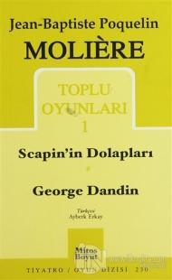 Toplu Oyunları 1 Scapin'in Dolapları / George Dandin