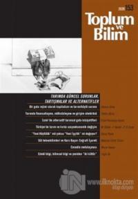Toplum ve Bilim Dergisi Sayı: 153 Kolektif