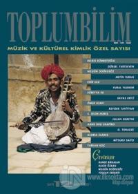 Toplumbilim Sayı: 12 Mayıs 2001 (Müzik ve Kültürel Kimlik Özel Sayısı)