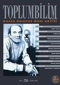 Toplumbilim Sayı: 5 Gilles Deleuze Özel Sayısı