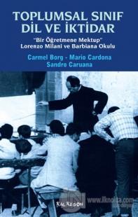 Toplumsal Sınıf Dil ve İktidar