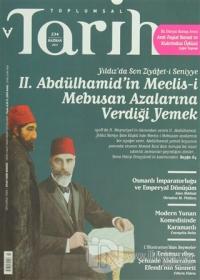 Toplumsal Tarih Dergisi Sayı: 234