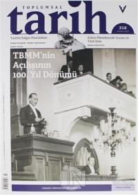Toplumsal Tarih Dergisi Sayı: 316 Nisan 2020