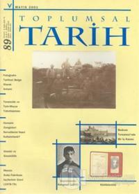Toplumsal Tarih Dergisi Sayı: 89