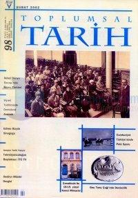 Toplumsal Tarih Dergisi Sayı: 98