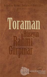 Toraman (Orijinal Metin Deri Kapak)